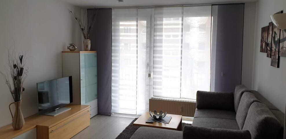 The most comfortable apartment in Erlangen
