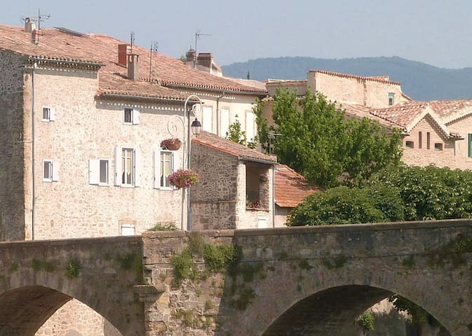 B&B Homestay in Limoux Town - a unique experience! - Limoux - Byt