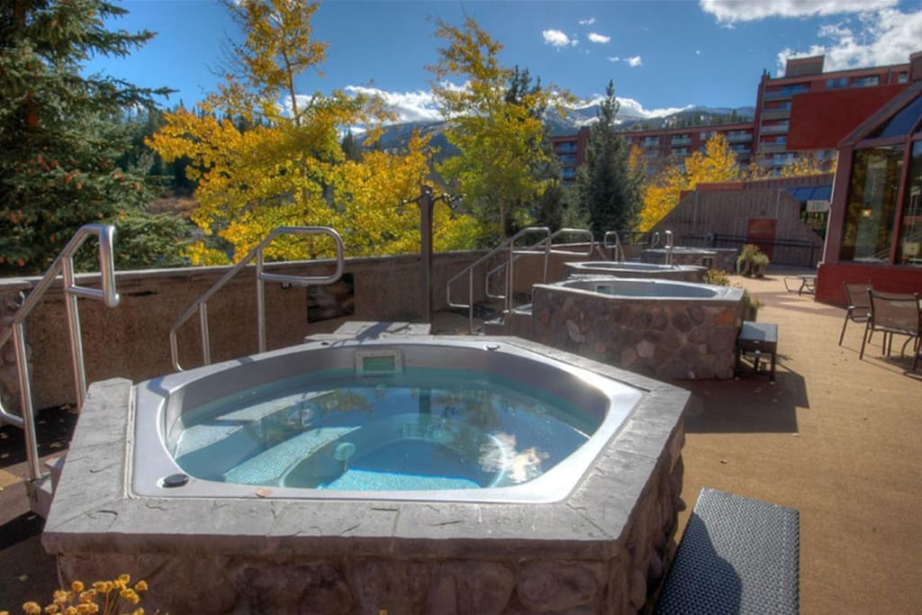 Beaver Run Resort Hot Tubs