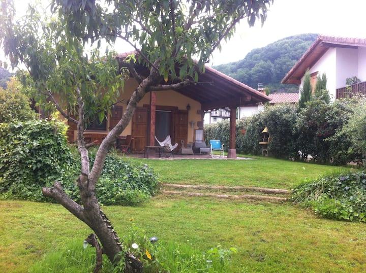 Casa con jardín en Valle de Baztan