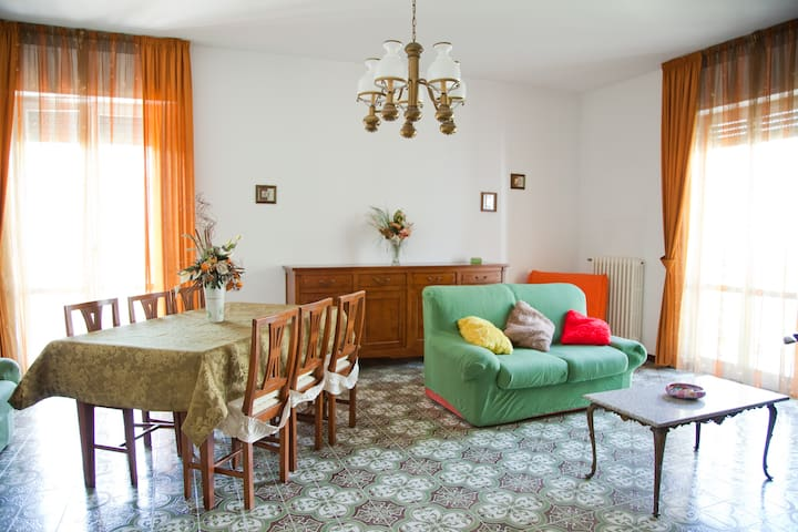 Elegant&Cozy Apt. 5 mins from Beach - Pescara - Dom
