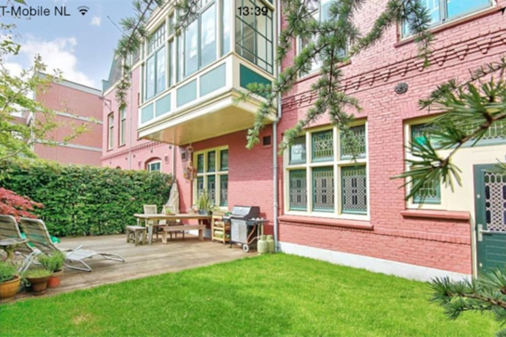 Super Appartment Center But Quiet Flats For Rent In Amsterdam Noord Holland Netherlands