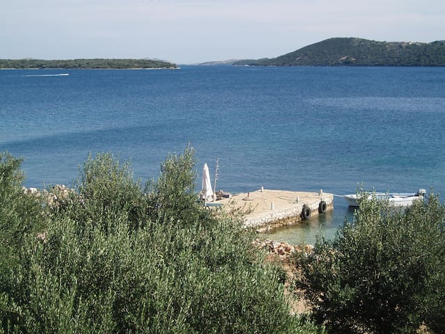 Sea apartment Žman Dugi otok,Zadar - Žman - Appartement