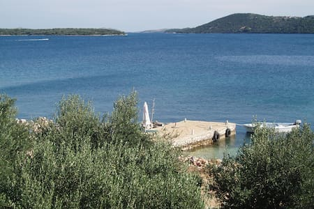 Sea apartment Žman Dugi otok,Zadar - Žman