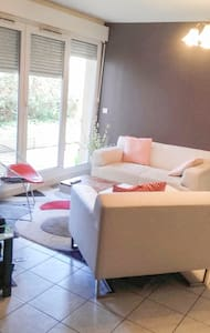 Appartement moderne au rez-de-chaussée à Brunoy - Brunoy