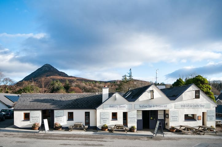 Hostel for Connemara National Park (Cloverfox)