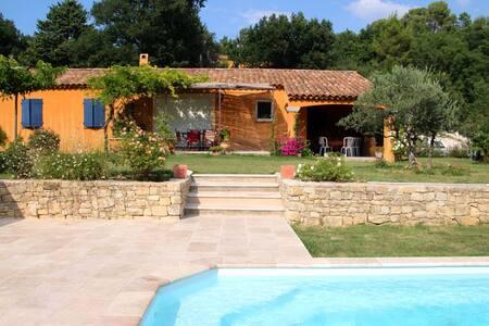maison provençale avec piscine  - Mirabeau