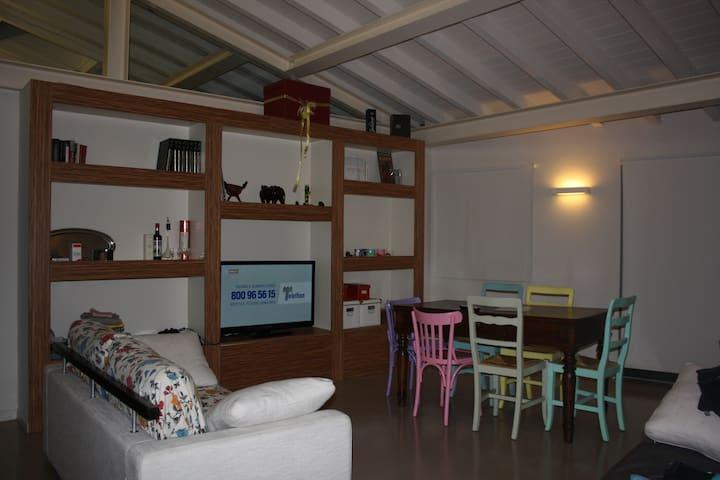 AFFITTO LOFT IN CENTRO LECCO - Lecco - House