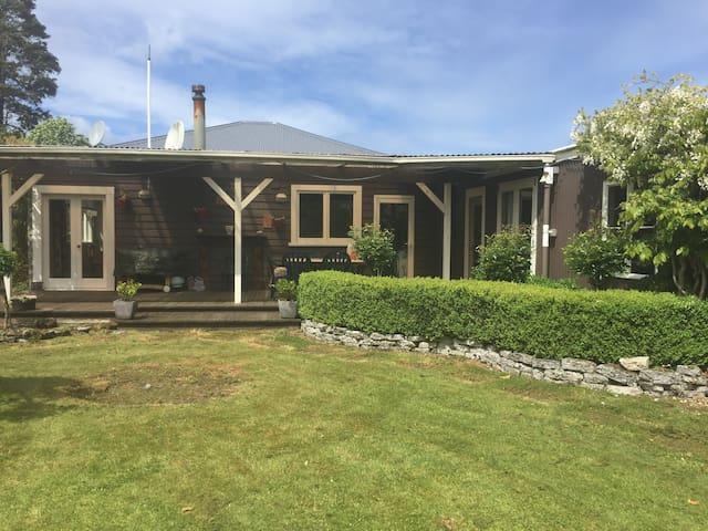 Wrights Mill Lodge - Tahakopa , Catlins - Tahakopa - Rumah