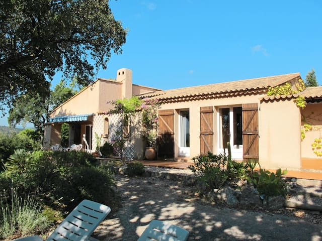 Holiday home in Grimaud for 6 persons