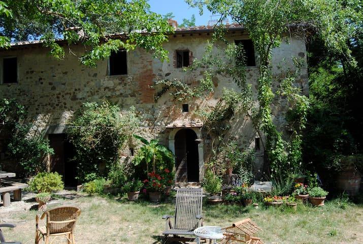 ÖKO-URLAUB Mulino Piermaggiore Nr.3 - Castelnuovo Berardenga - Casa