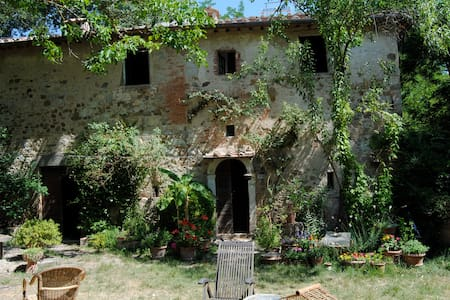 ÖKO-URLAUB Mulino Piermaggiore Nr.3 - Castelnuovo Berardenga - Talo