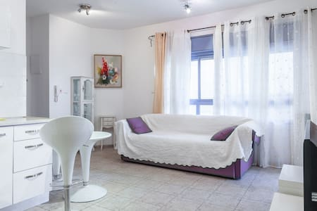 "Suite ""Victoria"" оn the beach. - Ashqelon - Apartment"