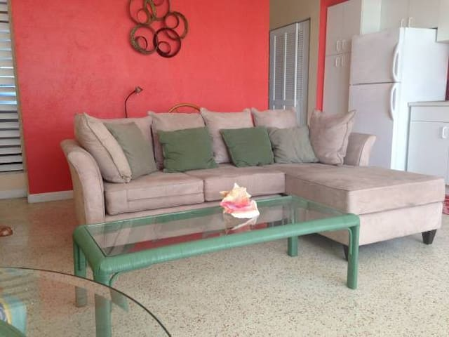 Island living 1 bedroom 1bath condo - Christiansted - Apartamento