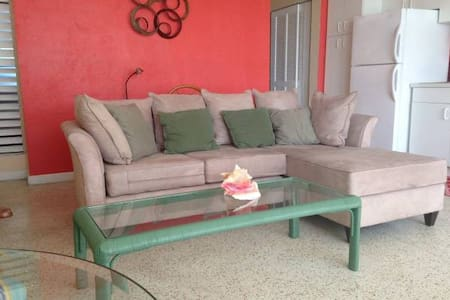Island living 1 bedroom 1bath condo - Christiansted - Lägenhet