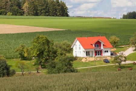 Ferien auf dem Bauernhof - Emmingen-Liptingen