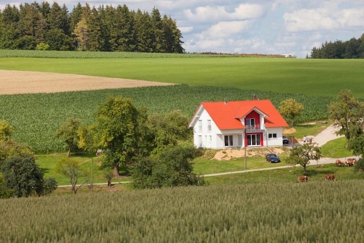 Ferien auf dem Bauernhof Apartment Hegau