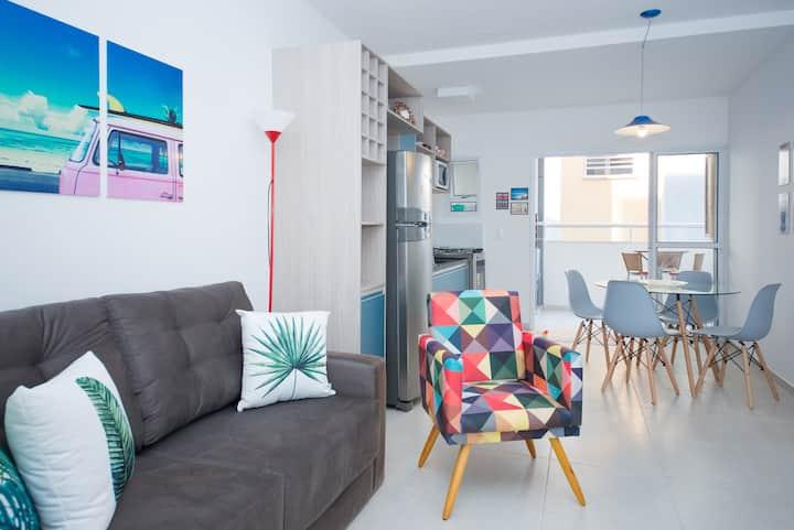Apartamento novo-Perequê Açu-Ubatuba