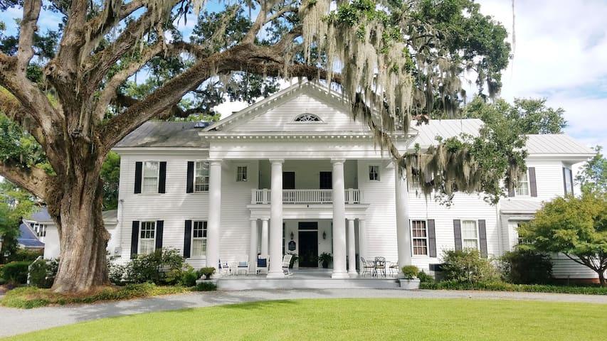 Historic Estate,  Guest Suite w/ private entrance