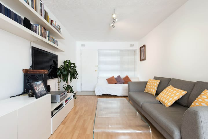 Calm Cosy Close to Beach - Waverley - Apartament
