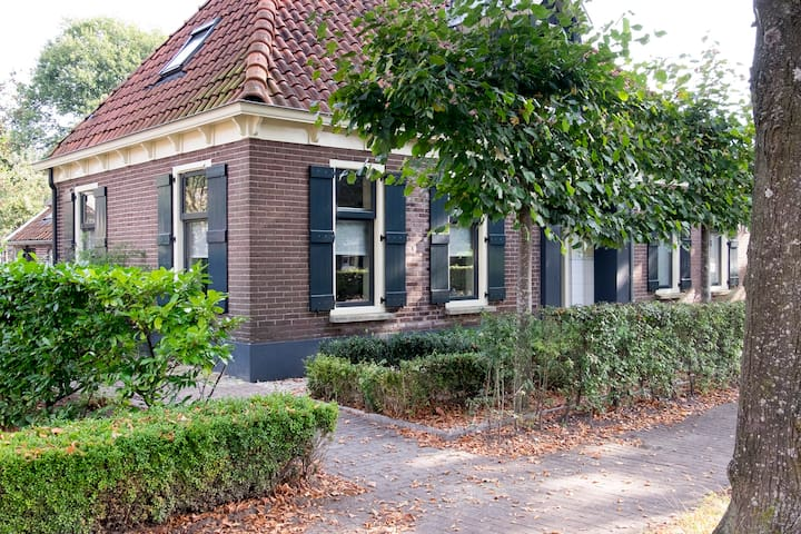 Comfortabel appartement in dorpskern - Diever