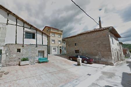 Casa La Bureba - Valdazo - Briviesca - Rumah