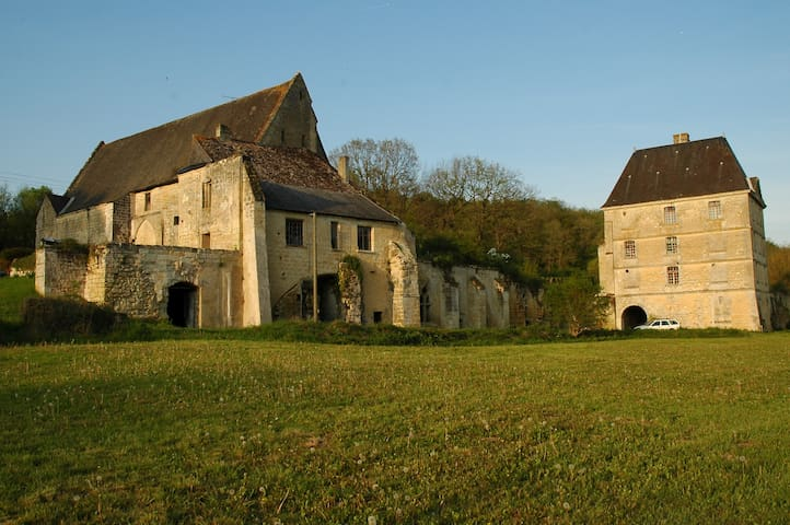 Touraine Loire Valley Abbey Stay