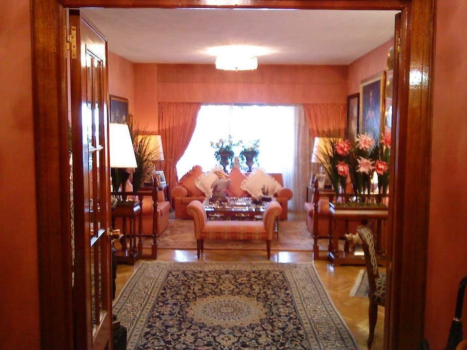 Habitaci n doble privada casa particulars for rent in for Living room 10m2