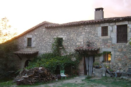 masia del s.XII en plena naturaleza - Sant Celoni