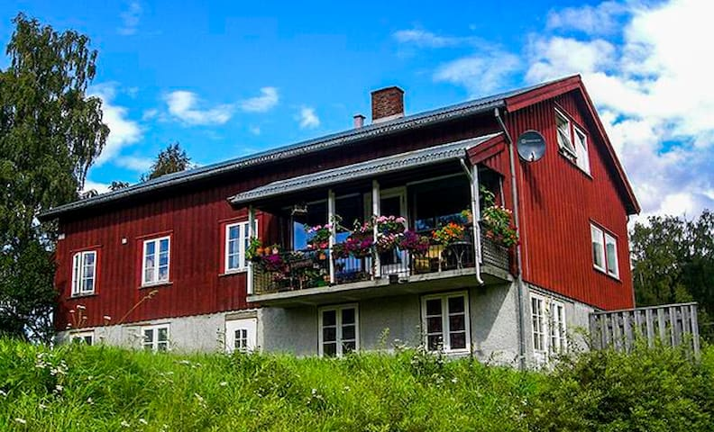 Room on old farm in beautiful sourroundings - 1 - Lillehammer - Apartment