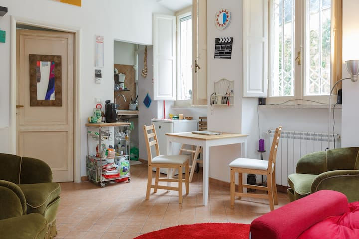 Lovely flat in the heart of ROME ★ - Roma - Apartment