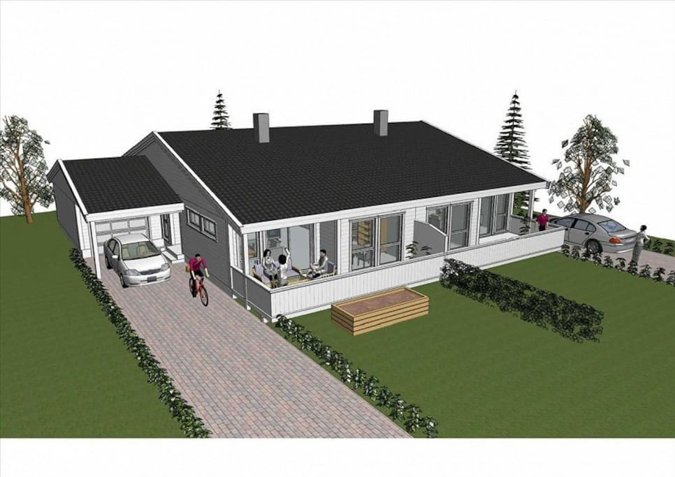 Semi Attached House Familyfriendly Houses For Rent In