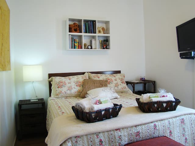 Cute Double Room Itaim Vila Olimpia
