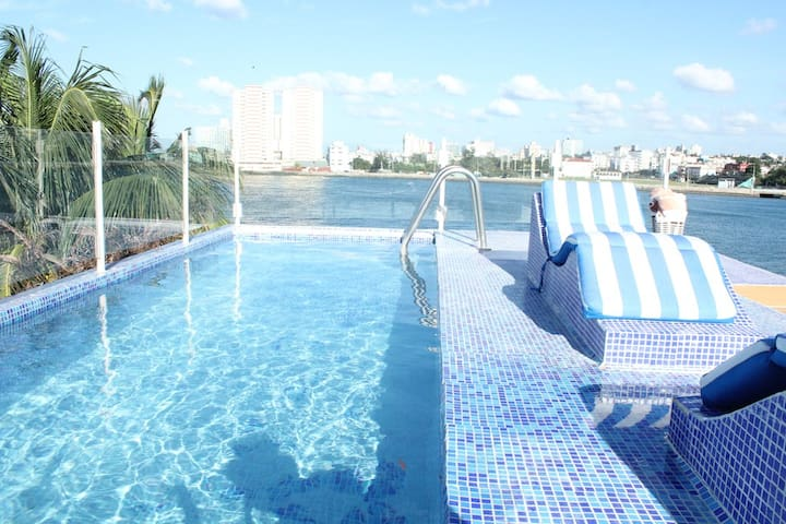 luxury Riviera ( havana city) - Habana - Hus