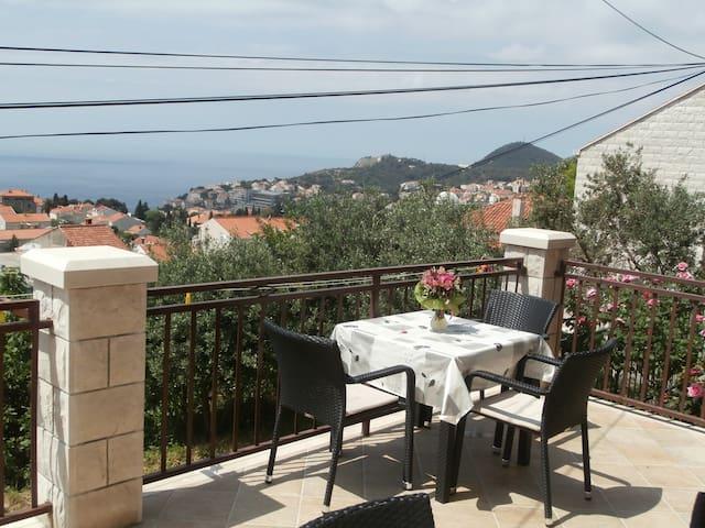 Apartments Ana with sea view - Dubrovnik - Apartamento