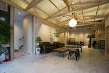 Hiromas Hostel in Akihabara Female Dormitory Room