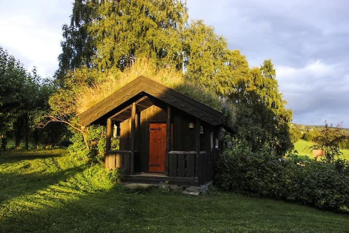 Cozy small cabin on old farm, beautiful location 4 - Lillehammer