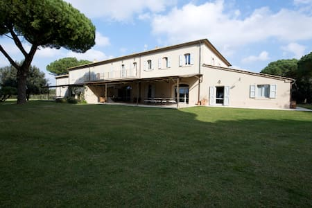 A dream house in dream wine area - Bolgheri