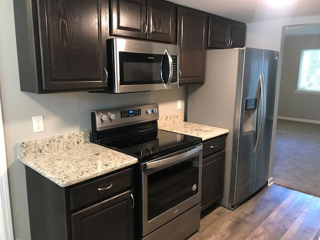 Brand New and Updated 3 Bed, 2 Bath Condo