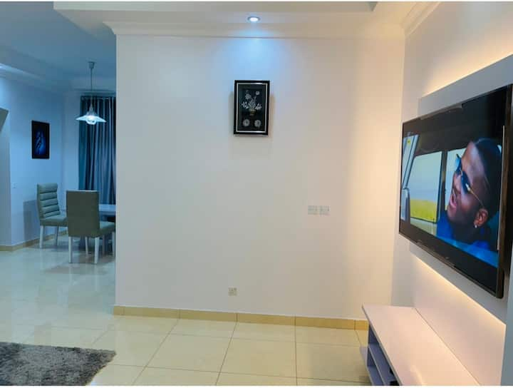 Maitama 3 bed luxury apartment with swimming pool