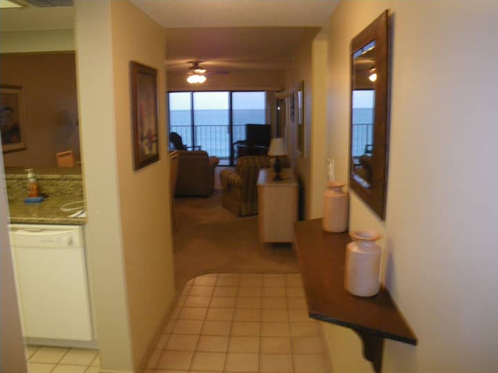 Oceanfront 2 Bed 2 Bath Condo 5th Floor