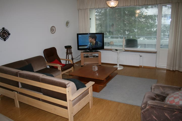 One bedroom apartment in Rauma, Hirsikatu 5 (ID 6810)