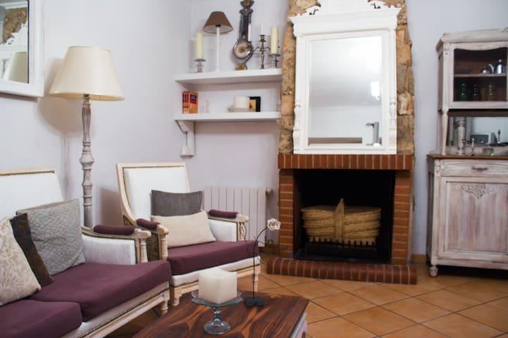Casa Rural Montduver  - La Drova - Huis