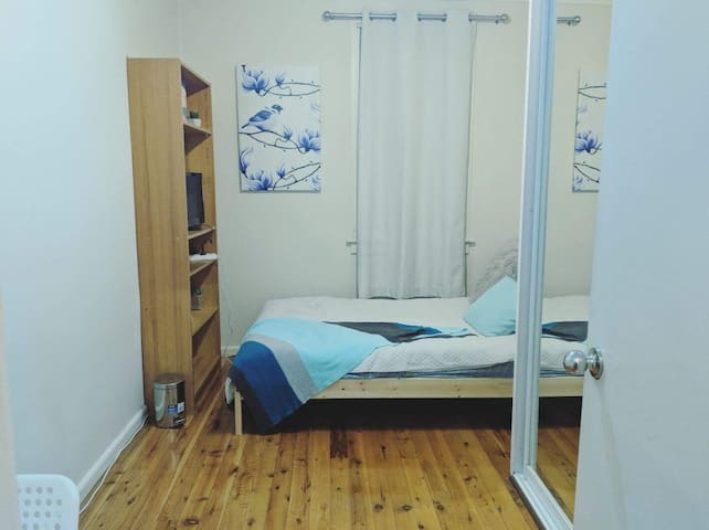 New Spacious Double Room