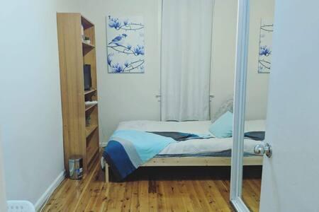 New Spacious Double Room