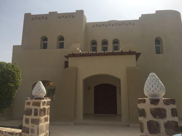 Oriental Coast Sea-view Villa Marsa Alam, Red Sea