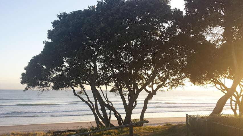 Omanu luxury beach house - Mount Maunganui  - Huis
