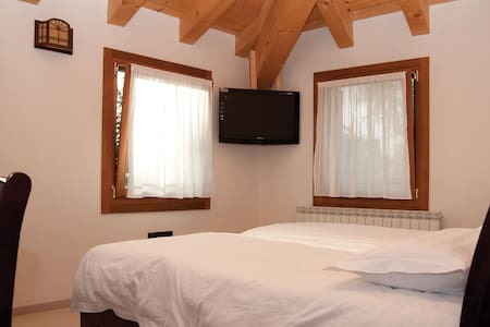 Bed and Breakfast Near Venice- Rm 2 - Mogliano Veneto - Гестхаус