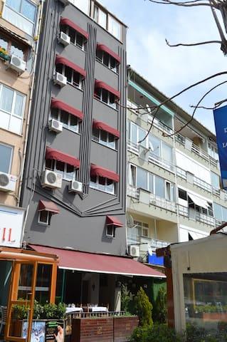 BOSTANCI SUITE - Kadıköy - Mobilyalı daire