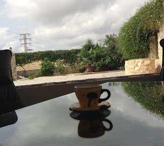 Benissa,10 km de Calpe una casita rural relax - Benissa